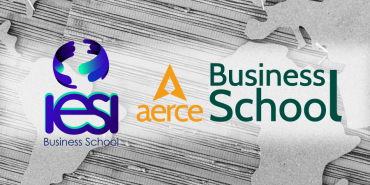 Convenio entre IESI Business School y AERCE para implementar la formación de AERCE Business School en Latinoamérica