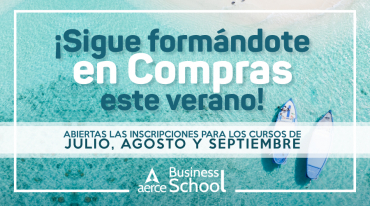 Sigue formándote en verano con AERCE Business School